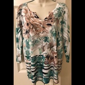 Style & Co. 1X top